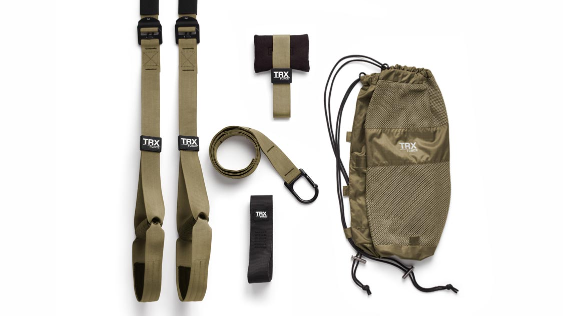 TRX Tactical Suspension Trainer